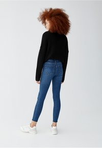 PULL&BEAR - Jeansy Skinny Fit - blue - 2