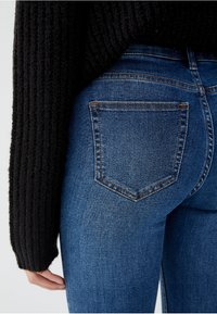 PULL&BEAR - Jeansy Skinny Fit - blue - 3