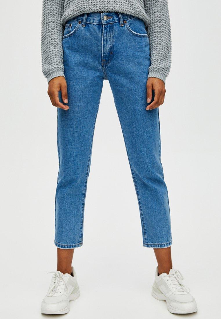 PULL&BEAR - Slim fit jeans - blue