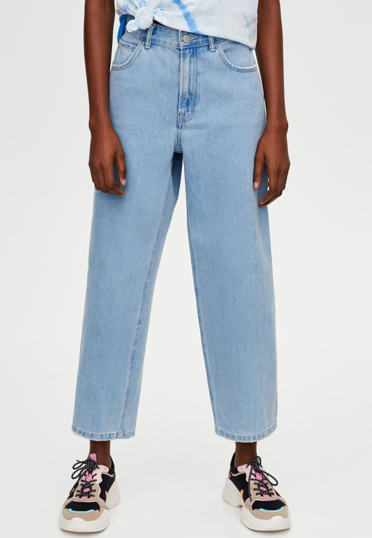 PULL&BEAR - JOIN LIFE  - Jeans Relaxed Fit - light blue