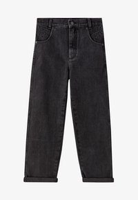PULL&BEAR - MOM - Straight leg jeans - black - 5