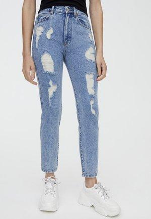 MOM - Jeans slim fit - blue