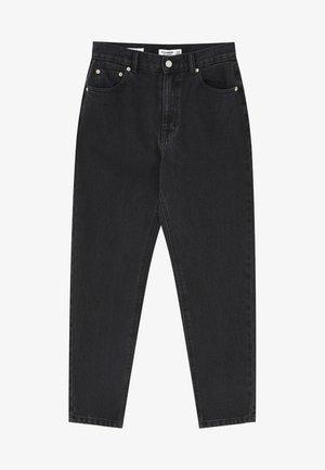 BASIC-MOM - Jean slim - black