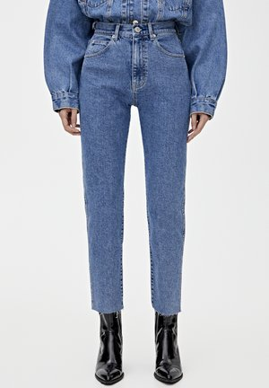 MOM - Jeans Slim Fit - blue