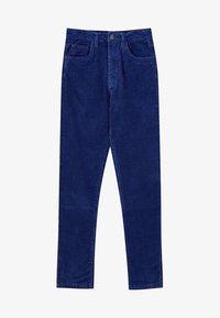 PULL&BEAR - Broek - blue - 6