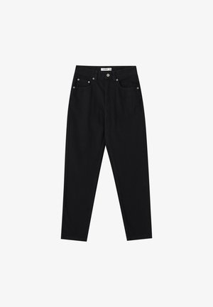 BASIC-MOM-JEANS 05682410 - Jeans straight leg - dark grey