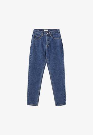 BASIC-MOM - Jeansy Straight Leg - blue