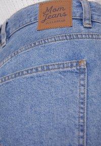 PULL&BEAR - BASIC-MOM - Straight leg jeans - blue denim - 5