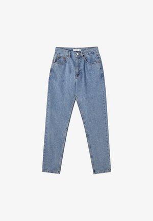 BASIC-MOM - Džíny Straight Fit - blue denim