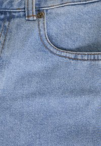 PULL&BEAR - BASIC-MOM - Straight leg jeans - light blue - 4