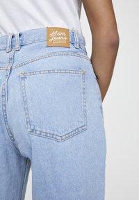 PULL&BEAR - BASIC-MOM - Straight leg jeans - light blue - 2