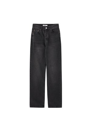 JEANS IM REGULAR-FIT AUS BAUMWOLLE 09682334 - Džíny Straight Fit - black