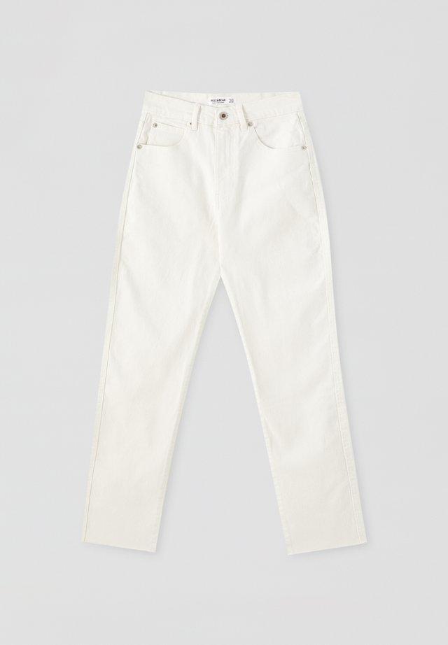 Jean slim - white