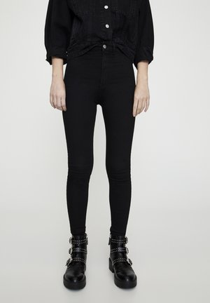 BASIC - Jeans Skinny Fit - black