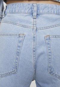 PULL&BEAR - Džíny Straight Fit - light blue - 3
