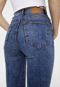 PULL&BEAR - Jeans Skinny - blue - 5