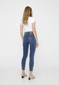 PULL&BEAR - Jeans Skinny - blue - 2