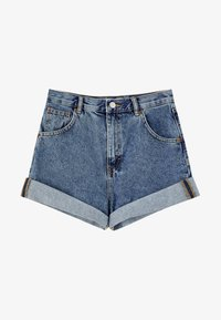 PULL&BEAR - Jeans Short / cowboy shorts - blue - 5
