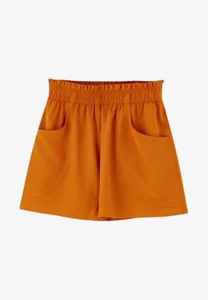 BERMUDA - Kraťasy - orange