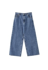 PULL&BEAR - Jeans a sigaretta - blue - 0