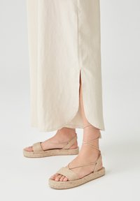 PULL&BEAR - Dungarees - beige - 3