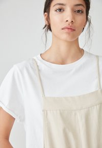 PULL&BEAR - Dungarees - beige - 4