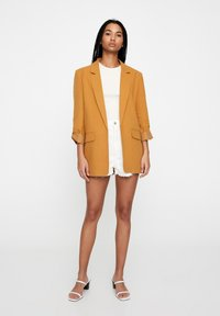 PULL&BEAR - Manteau court - brown - 1
