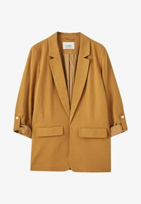 PULL&BEAR - Manteau court - brown - 6