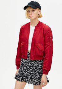 PULL&BEAR - Bomberjacks - red - 3