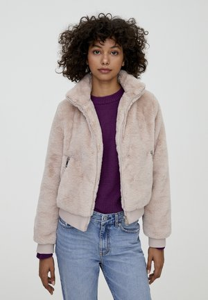 Winter jacket - rose