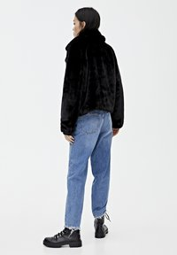PULL&BEAR - Giacca invernale - black - 2