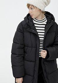 PULL&BEAR - Veste d'hiver - black - 4