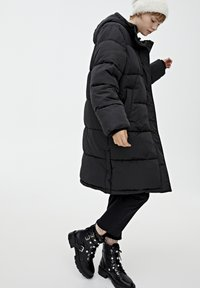 PULL&BEAR - Veste d'hiver - black - 3