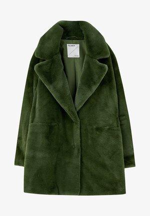 Winterjas - dark green