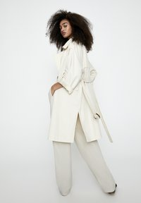 PULL&BEAR - Trench - beige - 3