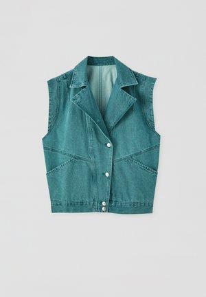 80ER-JAHRE-LOOK - Smanicato - green