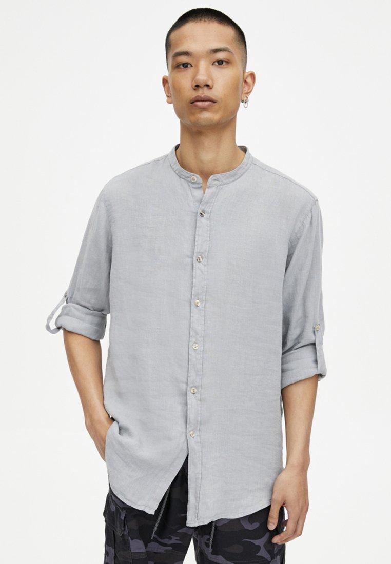 PULL&BEAR - Shirt - Grey