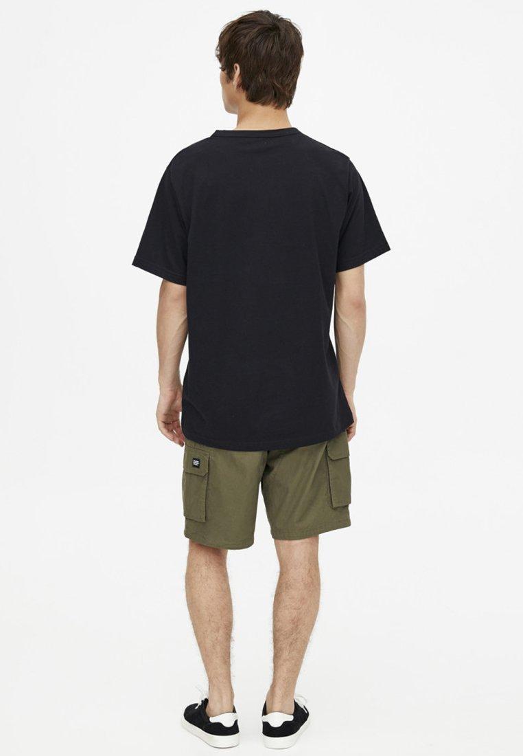 Black amp;bear T Stampa shirt Pull Con zMVUpLqSjG