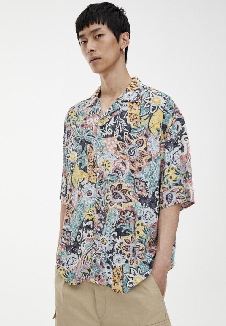 PULL&BEAR - Skjorter - multi-coloured