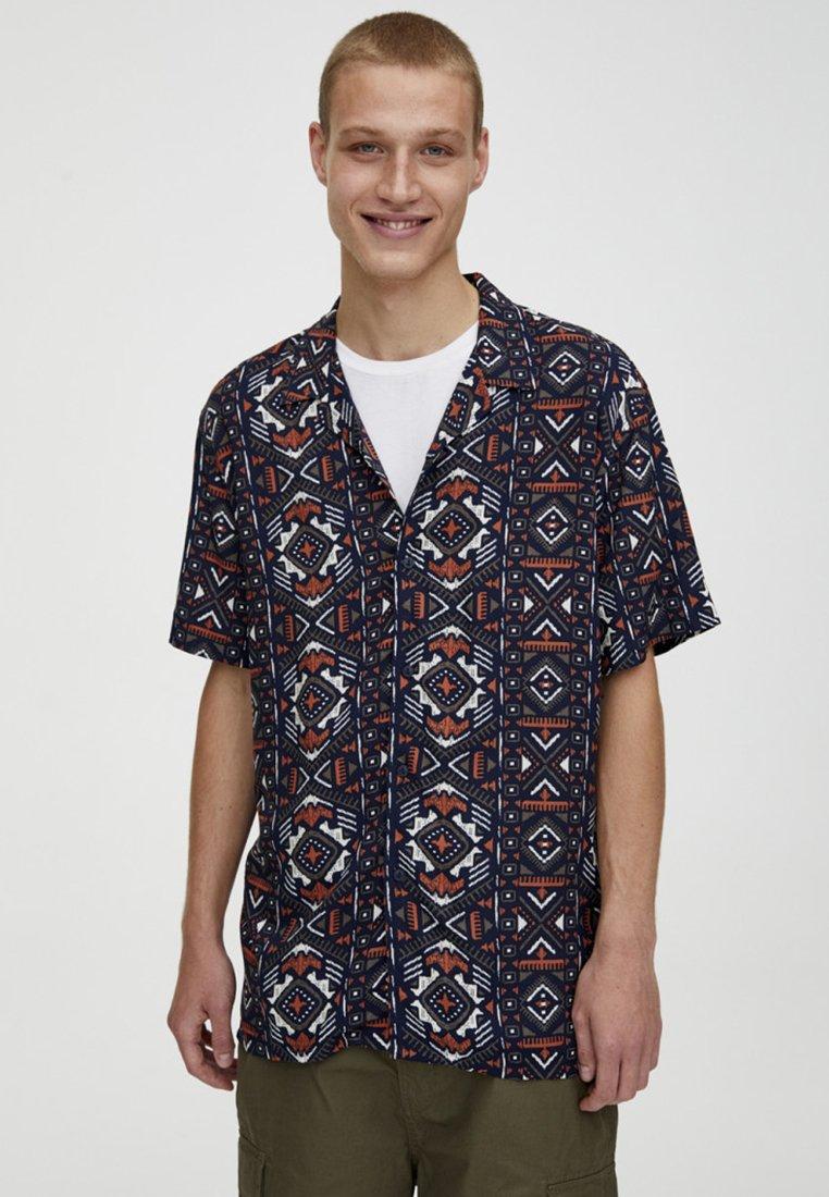 PULL&BEAR - Shirt - multi-coloured