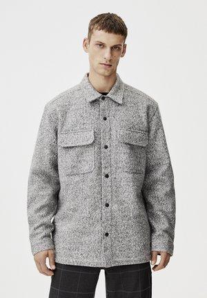 Korte jassen - gray