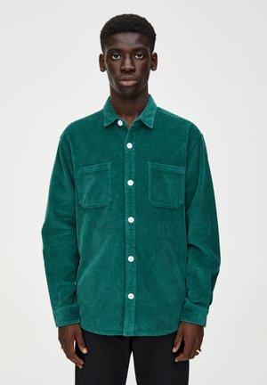 Skjorter - dark green