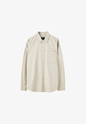 BASIC-UTILITY-HEMD 05474516 - Skjorta - white