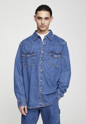 IM COWBOYLOOK - Košile - mottled dark blue