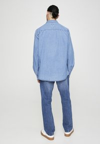 PULL&BEAR - BASIC - Chemise - blue denim - 2