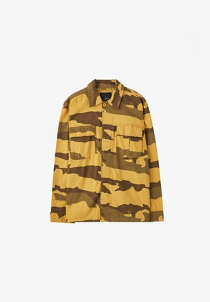 Leichte Jacke - yellow