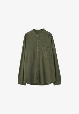 MIT MAOKRAGEN - Shirt - khaki