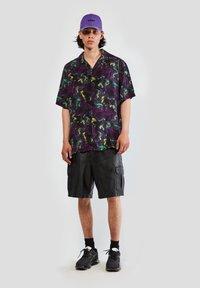 PULL&BEAR - Camicia - mottled purple - 1