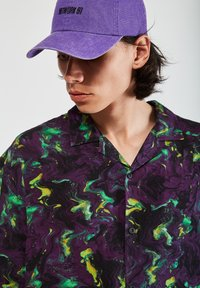 PULL&BEAR - Camicia - mottled purple - 3