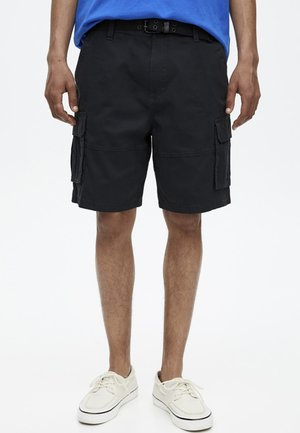 IM CARGO-STIL - Shorts - black
